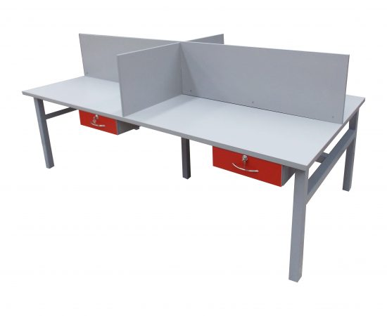 mueble de cuatro espacios 0664